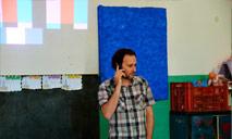 Presentación en Escuela Nº 191 de Las Acacias